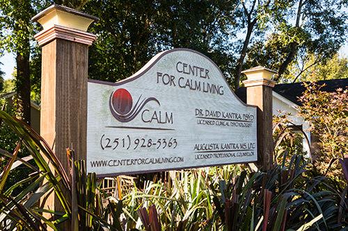 Center for CALM Living